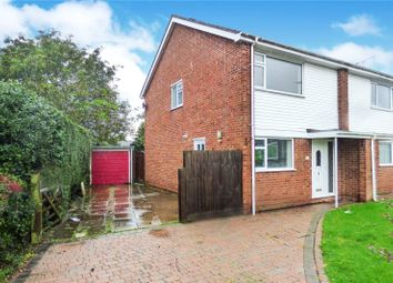 Thumbnail 3 bed semi-detached house to rent in Orchard Road, Broughton Astley, Leicester, Leicestershire