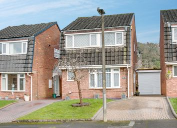 Thumbnail 3 bed link-detached house for sale in Paxford Close, Church Hill North, Redditch