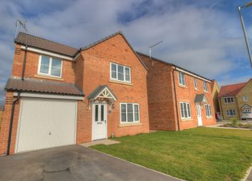 Thumbnail 4 bedroom detached house for sale in Ashcourt Drive, Hornsea