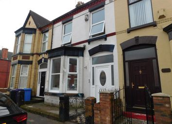 Thumbnail Room to rent in Garmoyle Road, Wavertree, Liverpool