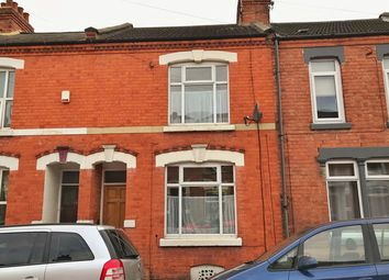 Thumbnail 2 bed terraced house for sale in Manfield Road, Northampton