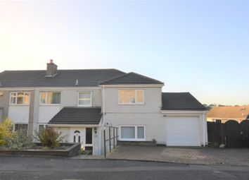 Thumbnail 5 bed semi-detached house for sale in Wolrige Avenue, Plymouth, Devon