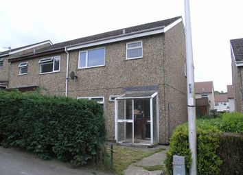 Thumbnail 3 bed semi-detached house for sale in Knucklas, Knighton