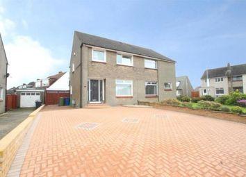 Thumbnail 3 bed semi-detached house for sale in Merkland Drive, Kirkintilloch, Glasgow, East Dunbartonshire
