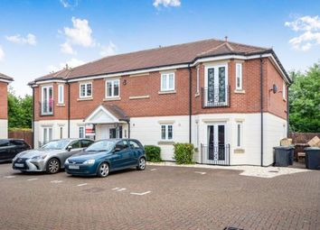 Thumbnail 2 bedroom flat for sale in Western Avenue, Bracebridge Heath, Lincoln, Lincolnshire