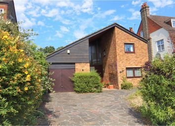 Thumbnail 3 bed detached house for sale in Croham Park Avenue, South Croydon