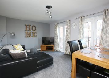 Thumbnail 2 bedroom flat for sale in Dukesfield, Shiremoor, Newcastle Upon Tyne