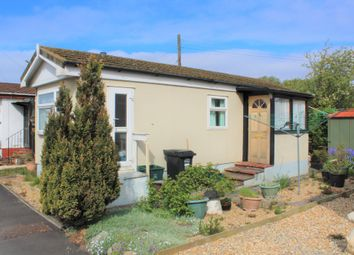 Thumbnail 1 bed mobile/park home for sale in Hutton Park, Hutton Moor Lane, West Wick, Weston-Super-Mare
