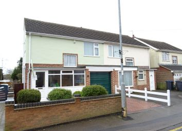 Thumbnail 3 bed semi-detached house for sale in Main Street, Markfield, Leicestershire