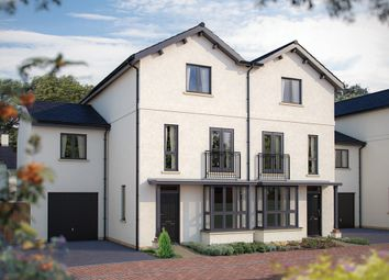 "Thumbnail 4 bed terraced house for sale in ""The Dowdeswell"" at New Barn Lane, Prestbury, Cheltenham"