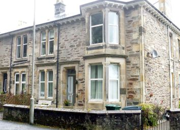 Thumbnail 2 bed flat for sale in 30, High Road, Port Bannatyne, Isle Of Bute