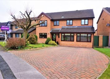 Thumbnail 4 bed detached house for sale in Cumbrian Way, Burnley