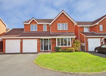 Thumbnail 4 bed detached house for sale in Cheltenham Avenue, Catshill, Bromsgrove