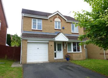 Thumbnail 4 bed detached house for sale in Castle Wood, Chepstow