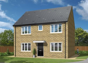 Thumbnail 4 bed detached house for sale in 'the Chestnut', Plot 1, Park View, Brierley, Barnsley