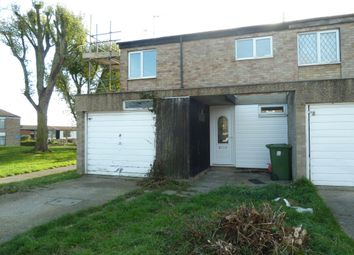 Thumbnail 3 bed terraced house to rent in Alcotes, Basildon