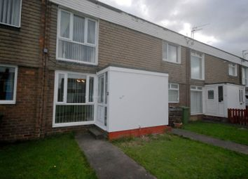 Thumbnail 2 bed flat to rent in Chester Way, Fellgate, Jarrow