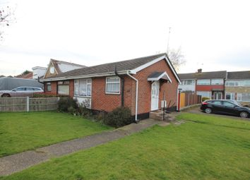 Thumbnail 1 bed semi-detached bungalow for sale in St. Clements Road, Benfleet
