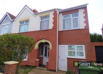 Thumbnail 6 bed semi-detached house for sale in Vere Road, Peterborough, Cambridgeshire.