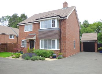 Thumbnail 4 bedroom detached house for sale in Arrow Close, Salford Priors, Evesham
