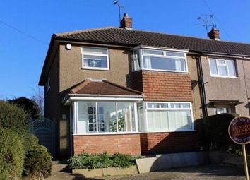 Thumbnail 3 bed semi-detached house for sale in Tennyson Road, Daventry, Northants