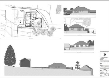 Thumbnail 3 bed detached bungalow for sale in Underwood Road, Plympton, Plymouth