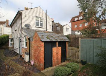 Thumbnail 2 bed terraced house to rent in Waterloo Road, Cranbrook, Kent