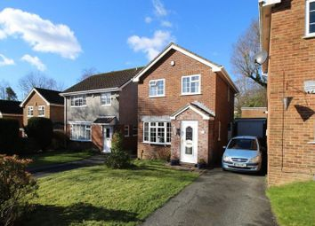 Thumbnail 3 bed detached house for sale in Wardlow Gardens, Plymouth
