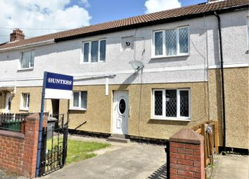 Thumbnail 3 bed terraced house for sale in Hanover Square, Thurnscoe