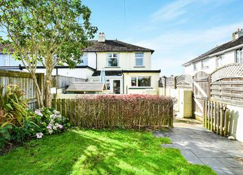 Thumbnail 3 bed terraced house for sale in Ley Lane, Kingsteignton, Newton Abbot