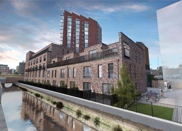 Thumbnail 4 bed property for sale in Islington Wharf Locks, Waterside Places, Greater Manchester