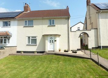 Thumbnail 3 bed semi-detached house for sale in Woodborough Crescent, Winscombe