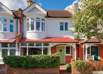 Thumbnail 3 bed terraced house for sale in Roseneath Road, London