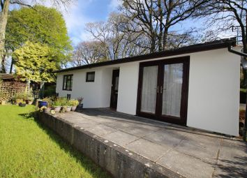 Thumbnail 2 bed mobile/park home for sale in Tedburn St. Mary, Exeter