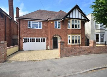 Thumbnail 5 bed detached house for sale in King Edwards Avenue, Gloucester