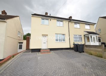 Thumbnail 2 bedroom semi-detached house to rent in Meaton Grove, Birmingham, West Midlands