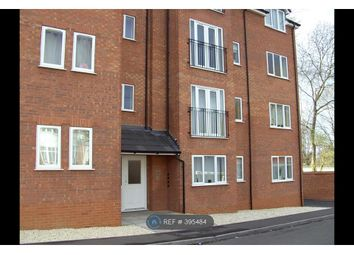 Thumbnail 2 bed flat to rent in Curzon Lane, Derby