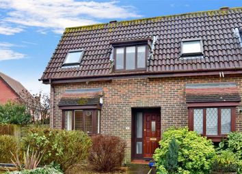 Thumbnail 1 bed end terrace house for sale in Tulip Close, Shirley Oaks Village, Shirley, Surrey
