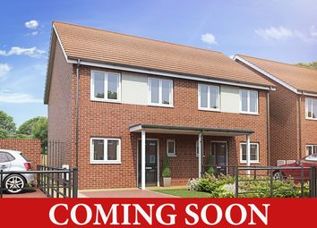 Thumbnail 2 bedroom semi-detached house for sale in Dovedale Road, Erdington, Birmingham