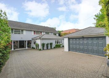 Thumbnail 5 bed detached house for sale in London Road, Windlesham