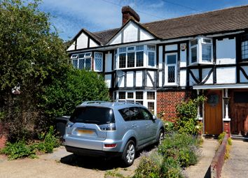 Thumbnail 3 bed terraced house to rent in Barnfield Avenue, North Kingston