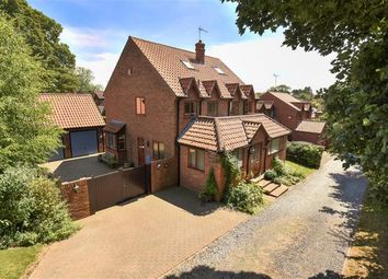 Thumbnail 5 bed detached house for sale in Home Farm, Saunders Lane, Walkington, Beverley