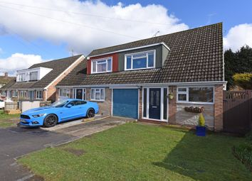 3 bed semi-detached house for sale in The Glebe, Blackwater, Camberley GU17