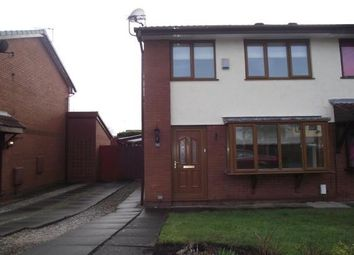 Thumbnail 3 bed semi-detached house to rent in Montrose Close, Warrington
