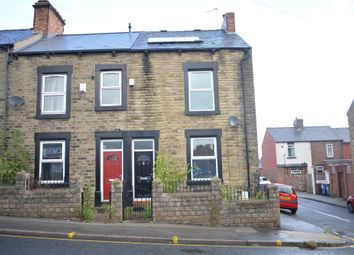 Thumbnail 3 bed end terrace house for sale in Cemetery Road, Barnsley, South Yorkshire