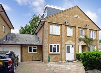 Thumbnail 5 bedroom semi-detached house for sale in Nightingale Way, London