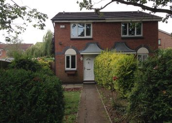 Thumbnail 1 bed semi-detached house to rent in Garbett Road, Aqueduct, Telford