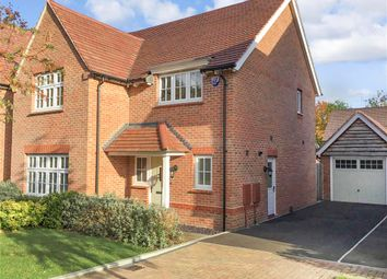 Thumbnail 4 bed detached house for sale in Hilton Close, Halling, Rochester, Kent