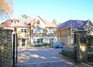Thumbnail 2 bed flat for sale in Sheerwater Road, Woodham, Addlestone