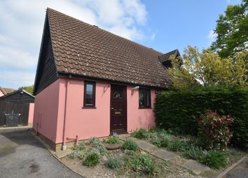 Thumbnail 1 bed semi-detached house for sale in Stockton Close, Hadleigh, Ipswich